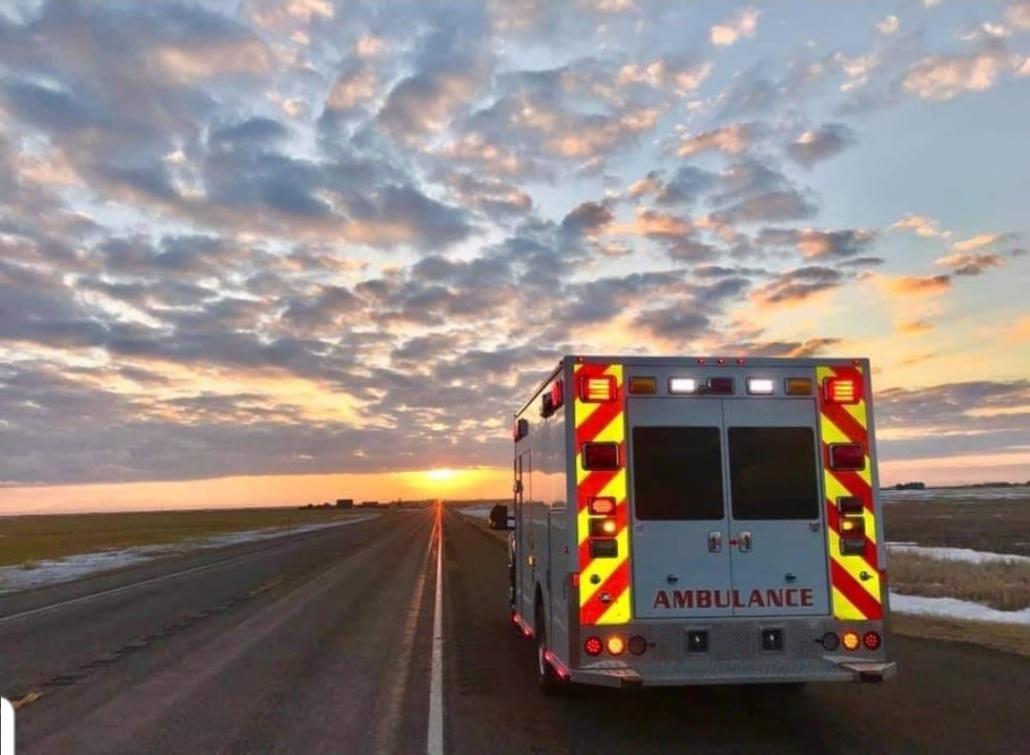 journée nationale ambulancier