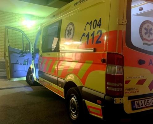 104-112-Emergency Medical service - hongrie