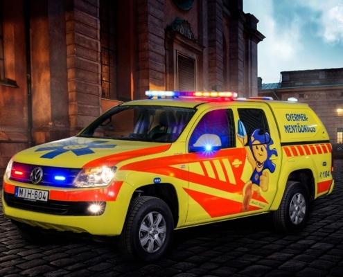 gyermek mentoorvos Ambulancier : le site de référence L'Emergency Medical Service de Hongrie