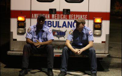 Ambulancier : entre besoin d'évolution et de  révolution