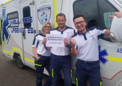 journée nationale des ambulanciers - ambulancier le site de référence