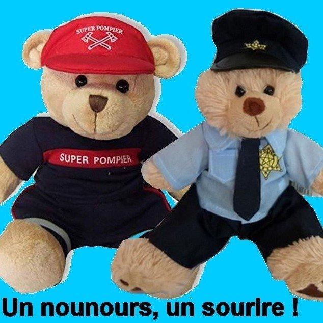 80573016 132818918171177 1420042116498718720 n Ambulancier : le site de référence Un Nounours Un Sourire