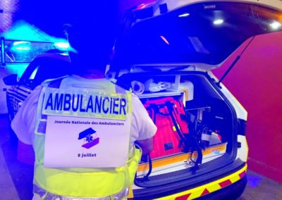 journée nationale des ambulanciers - ambulancier le site de référence