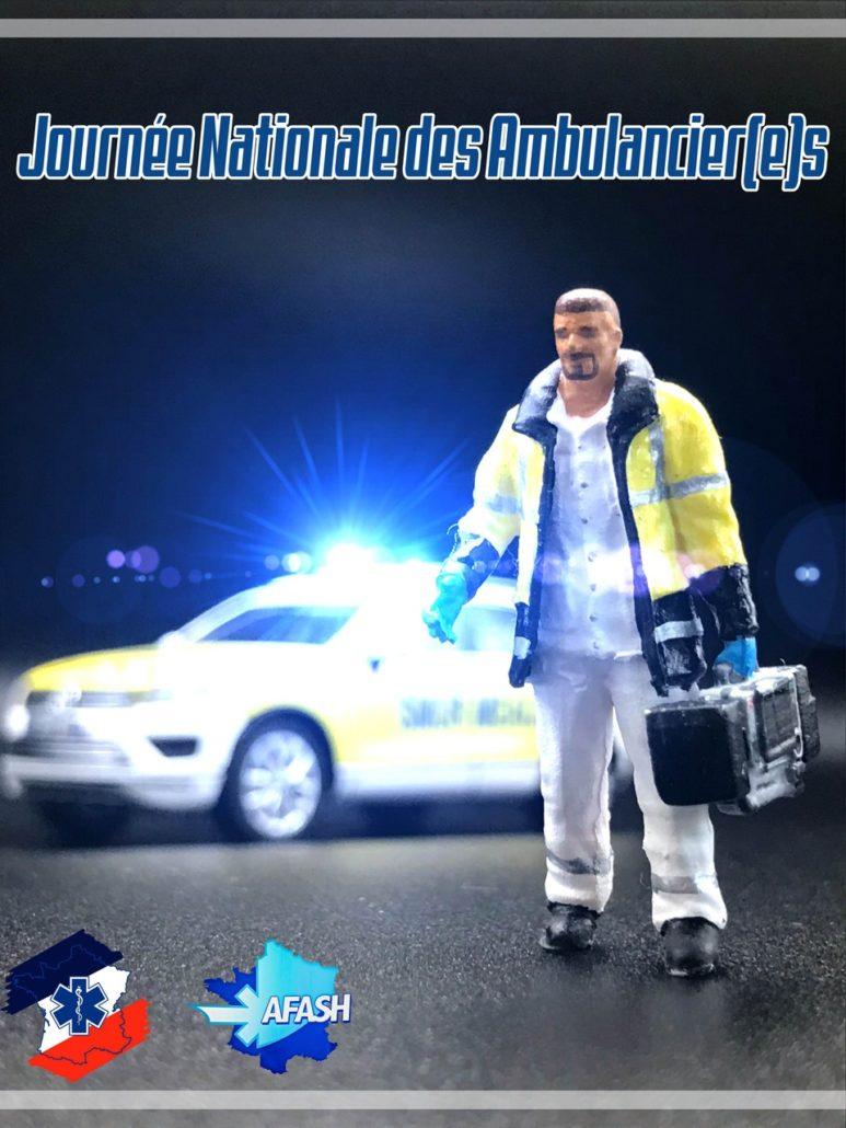 IMG 4477 Ambulancier : le site de référence Journée nationale des ambulanciers le récap'