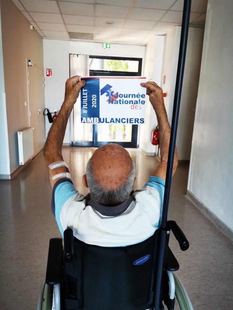 IMG 6272 Ambulancier : le site de référence Journée nationale des ambulanciers le récap'