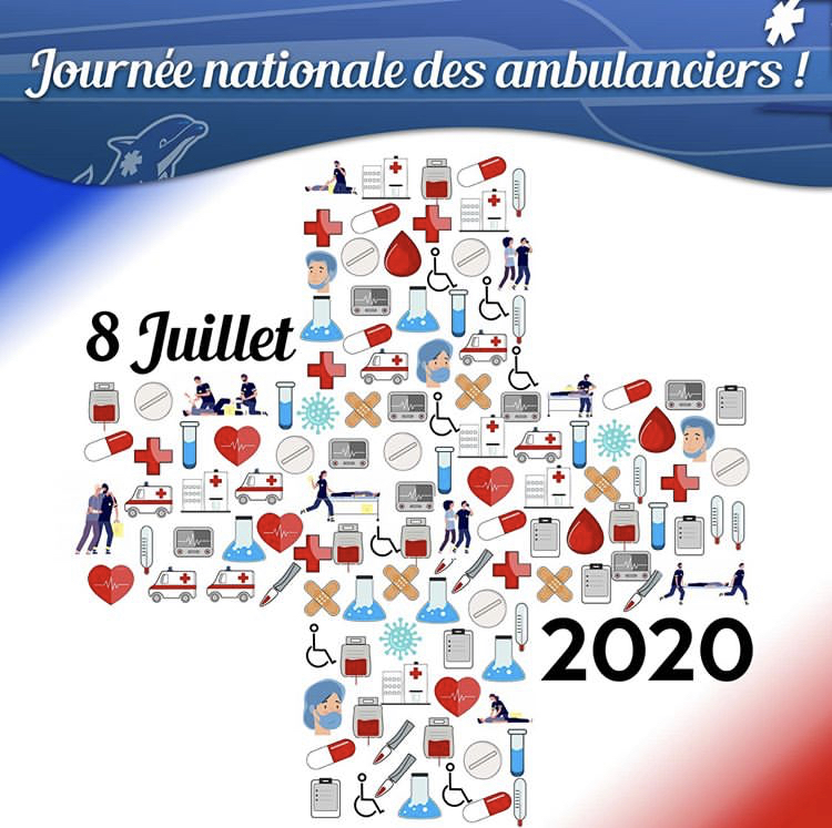 tweet 3 Ambulancier : le site de référence Journée nationale des ambulanciers le récap'
