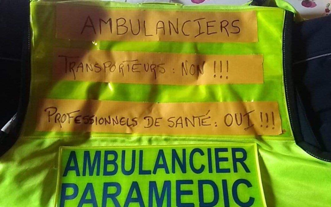 La France et le Paramédic
