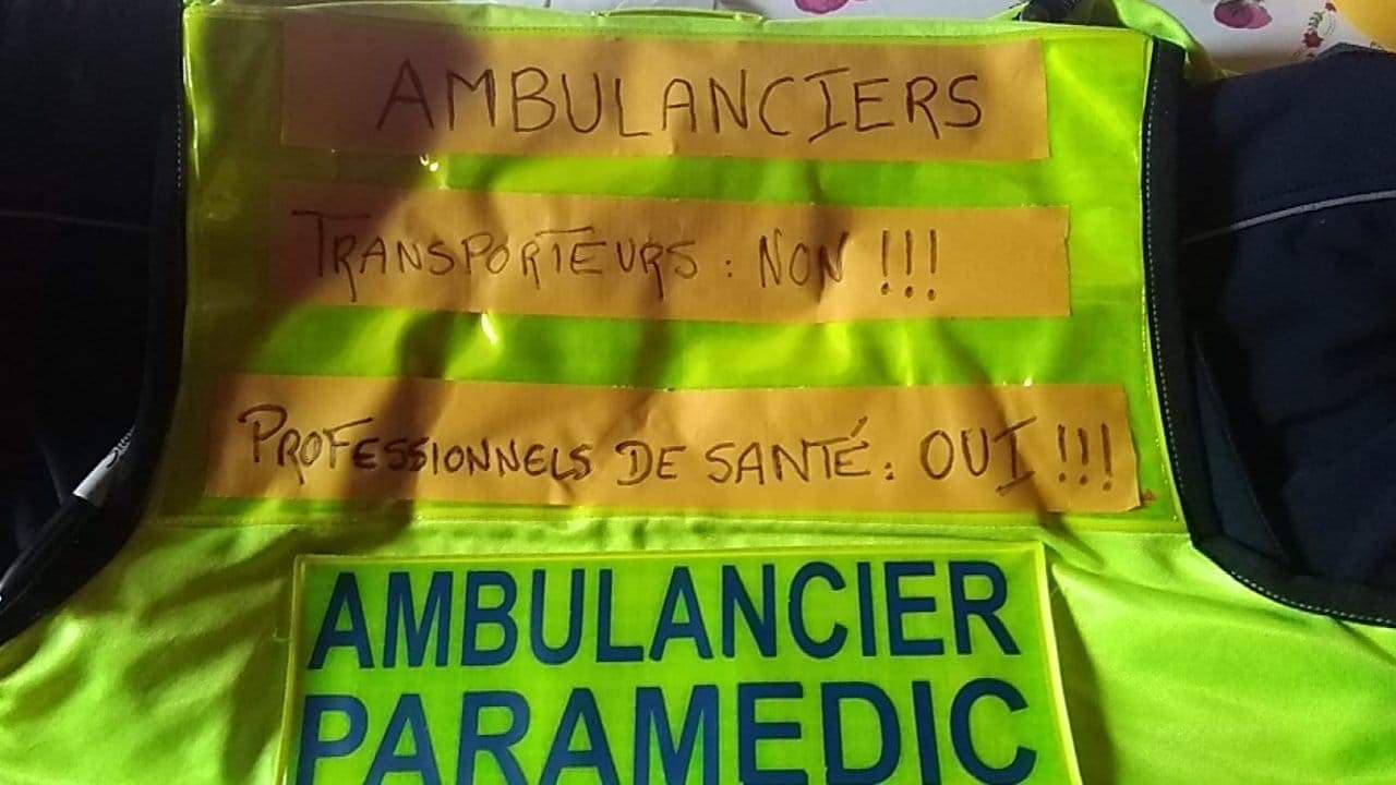 ambulancier-paramedic-france-ambulancier le site de référence