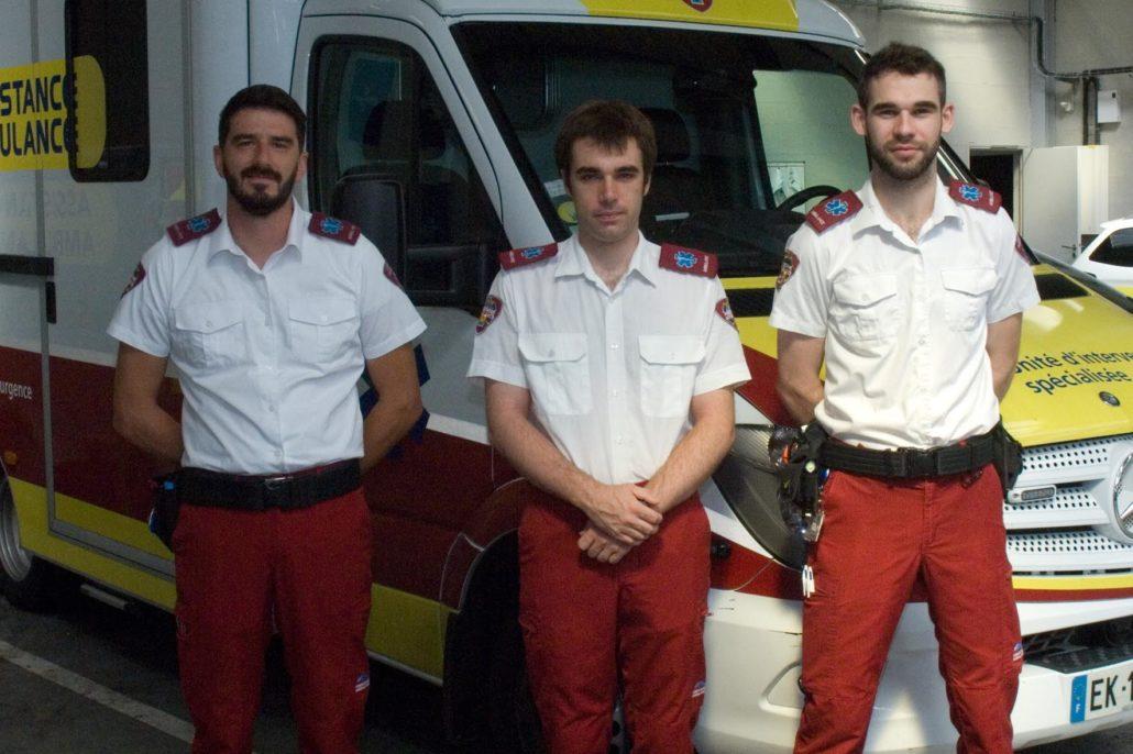 ems-assistance ambulance-glasgow