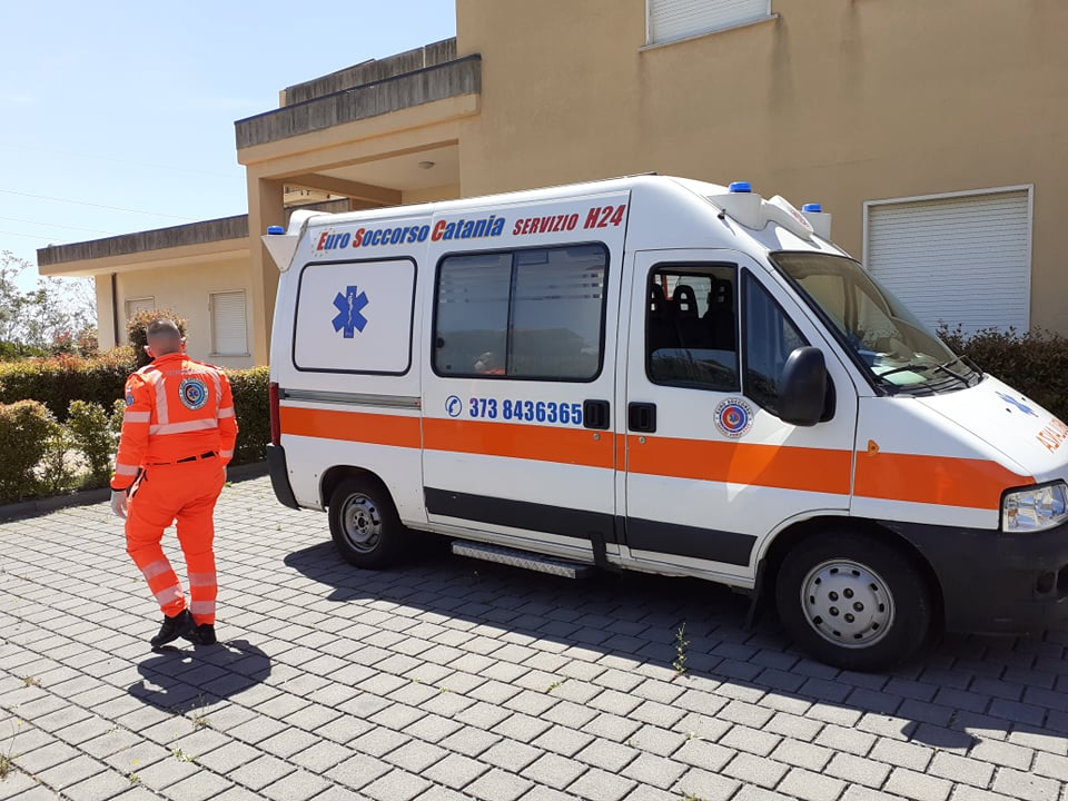 119947994 362061378492991 5025937787632383912 n Ambulancier : le site de référence Les systèmes pré-hospitaliers étrangers : l'Italie
