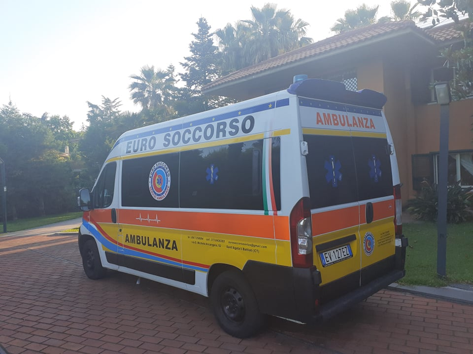 119959281 3878834952127706 2285844776882338058 n Ambulancier : le site de référence Les systèmes pré-hospitaliers étrangers : l'Italie