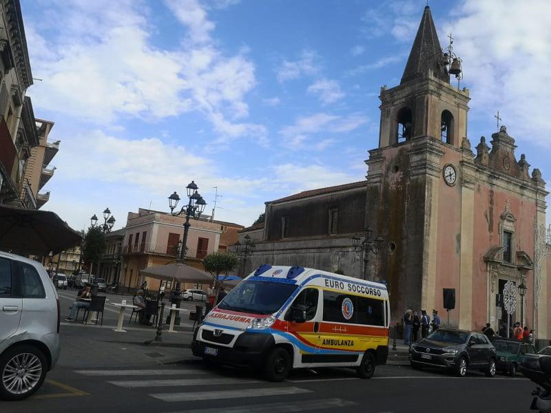 119998698 454561472167492 4836755511222450005 n Ambulancier : le site de référence Les systèmes pré-hospitaliers étrangers : l'Italie