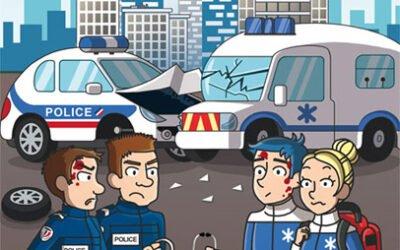 Turbulances : la Bande dessinée pour les ambulanciers