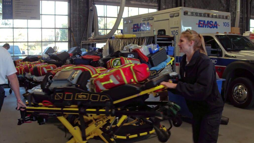 brancard stryker ambulancier le site Ambulancier : le site de référence Le brancard, l'outil numéro un de l'ambulancier