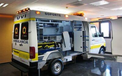 L'ambulance : outil pédagogique de formation