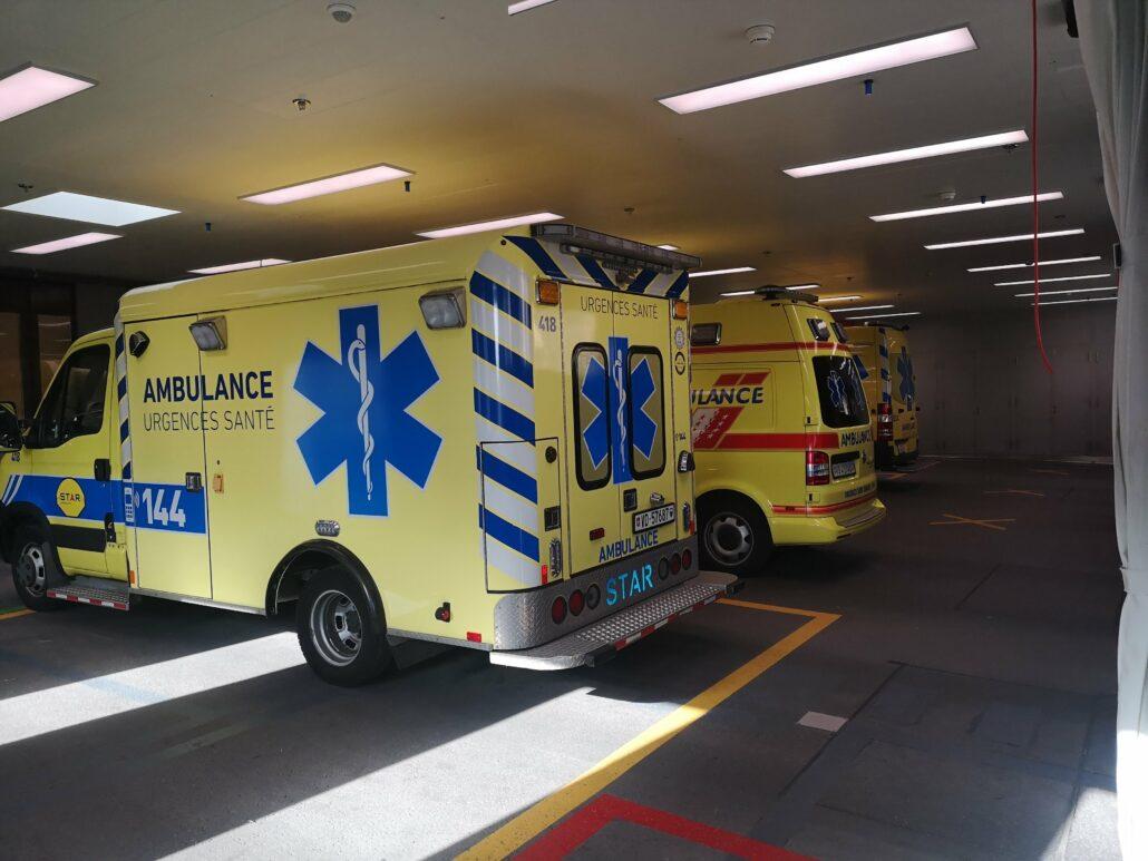 IMG 20190626 183907 Ambulancier : le site de référence Les systèmes pré-hospitaliers étrangers : La Suisse Romande