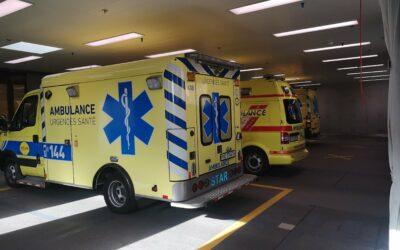 Les systèmes pré-hospitaliers étrangers : La Suisse Romande
