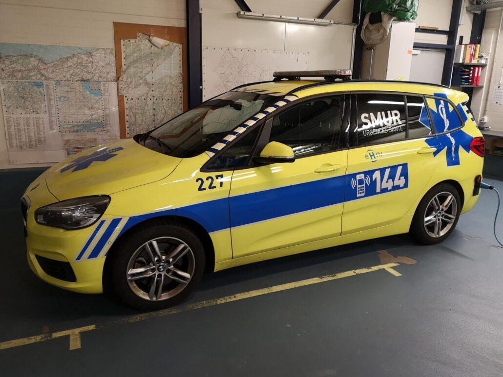 IMG 20201026 191851 Ambulancier : le site de référence Les systèmes pré-hospitaliers étrangers : La Suisse Romande