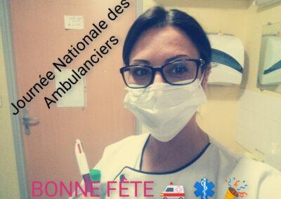 fanny Ambulancier : le site de référence La journée Nationale des Ambulanciers