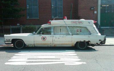 L'ambulance : entre bricolage et bouts de chandelles