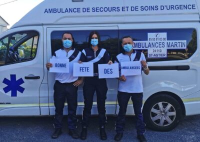 martin Ambulancier : le site de référence La journée Nationale des Ambulanciers
