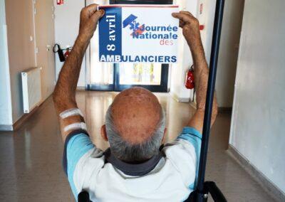photo 2021 1 Ambulancier : le site de référence La journée Nationale des Ambulanciers