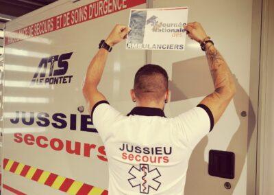 photo 2021 3 Ambulancier : le site de référence La journée Nationale des Ambulanciers