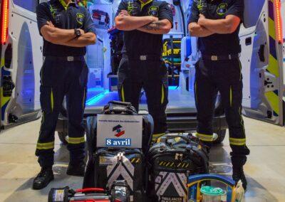photo 2021 4 Ambulancier : le site de référence La journée Nationale des Ambulanciers