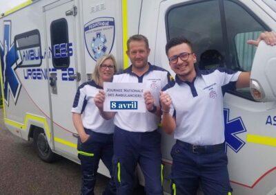 photo 2021 5 Ambulancier : le site de référence La journée Nationale des Ambulanciers