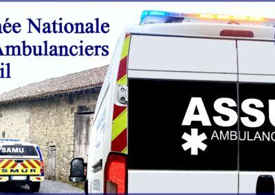 photo assu smur cadre Ambulancier : le site de référence La journée Nationale des Ambulanciers