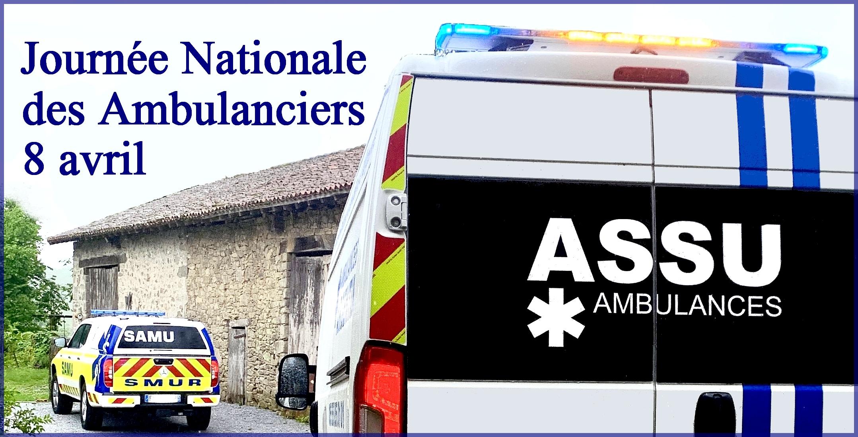 photo assu smur cadre Ambulancier : le site de référence Journée nationale des ambulanciers 2021 : retour d'expérience